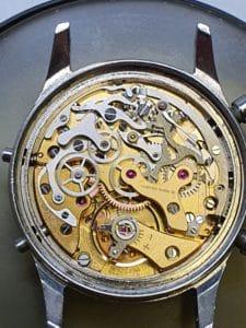 Kelloseppä Kuopio sivulla olevan kronografi kellon kuva